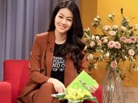 MC Hồng Nhung: 'Niềm vui nhân đôi khi lọt top 5 Dẫn chương trình ấn tượng'
