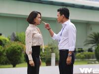 Hé lộ Hồng Đăng - Hồng Diễm cãi nhau trong phim mới