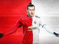 Real Madrid rao bán Bale cho Man Utd với giá siêu rẻ