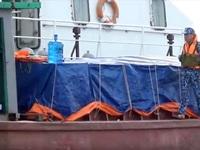 Cảnh sát biển bắt giữ 50.000 bao thuốc lá không có giấy tờ hợp pháp
