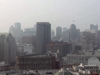Người dân California, Mỹ lo lắng trước tình trạng chất lượng không khí giảm do cháy rừng