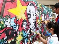 Painting contest celebrates Vietnam – Cuba friendship