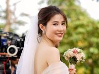Tình yêu và tham vọng: Trước tập cuối, Diễm My tung thêm loạt ảnh đám cưới của Minh và Linh