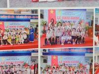 Ngôi trường hạnh phúc và đặc biệt giữa Thủ đô