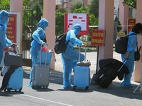Vietnam confirms three more imported COVID-19 cases