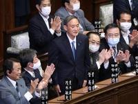 Tân Thủ tướng Nhật Bản Yoshihide Suga: Ứng phó với dịch COVID-19 là ưu tiên hàng đầu