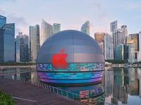 Apple sắp khai trương cửa hàng nổi trên mặt nước đầu tiên