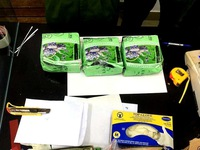 'Xóa sổ' đường dây ma túy do người Nigeria điều hành