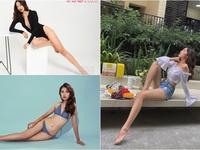 Những thí sinh Hoa hậu Việt Nam 2020 sở hữu đôi chân dài nổi bật