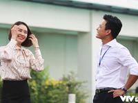 Hồng Đăng tiết lộ 'làm phim, có khi ở gần nhau nhiều hơn ở nhà', Hồng Diễm có bị ghen?