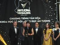 'Quán thanh xuân: Về nhà xem phim' chiến thắng ở VTV Awards 2020
