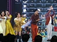 Dàn diễn viên 'Nhà trọ Balanha' khuấy động sân khấu VTV Awards 2020