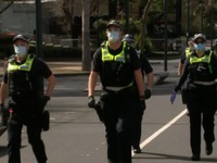 Bang Victoria, Australia trải qua đỉnh điểm của làn sóng dịch thứ 2