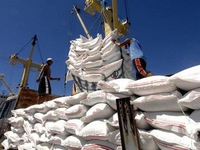 Vietnam enjoys boost in rice exports to Africa