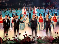 Special art programme celebrates National Day