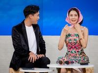 'Cười té ghế' với màn hoán đổi vai diễn của Hồng Diễm - Xuân Nghị