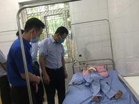 Lào Cai: 3 học sinh bị thương trong vụ sập cổng trường sức khỏe ổn định