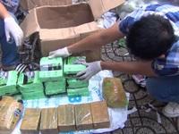 Triệt phá đường dây ma túy khép kín từ Campuchia vào Việt Nam
