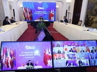 ASEAN+3 biến khủng hoảng thành cơ hội