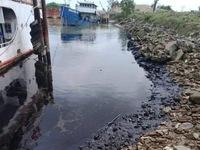 Police investigate oil leak in Hà Tĩnh's Lam River