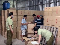 HCM City seizes one million medical masks