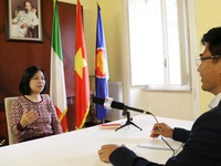 Foreign Ministry warns Vietnamese citizens in Iran, Italy