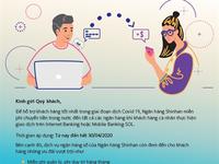 Shinhan Bank offers free online money transfer