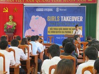 Việt Nam gains high position in 2020 Asia Girls Report