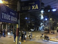 BREAKING NEWS: Woman in Hà Nội tests positive for SARS-CoV-2