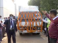Ấn Độ chuẩn bị cho chương trình tiêm vaccine COVID-19 lớn nhất thế giới