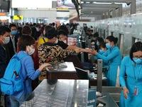 PM orders minimising inbound flights until Tet over new coronavirus variant concerns
