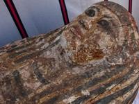 Ai Cập công bố hàng chục quan tài cổ và xác ướp 3.000 năm tuổi trong ngôi đền cổ đại
