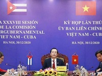 Vietnam, Cuba strive to raising two-way trade to US$500 million by 2025