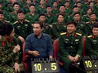 'Táo Kinh tế' Quang Thắng bất ngờ xuất hiện trong 'Chúng tôi chiến sĩ 2021'