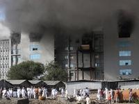 Hỏa hoạn tại viện vaccine lớn nhất thế giới tại Ấn Độ