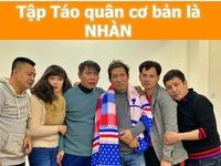 Các Táo 'chạy nước rút' cho buổi ghi hình 'Táo quân'