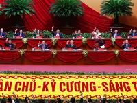 Phiên họp trù bị Đại hội XIII của Đảng: Thông qua các quy chế, chương trình làm việc của Đại hội