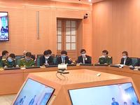 Bí thư Thành ủy Hà Nội: Đảm bảo an toàn tuyệt đối cho Đại hội XIII, không để lây lan COVID-19