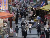 Nhật Bản đối phó với đợt dịch bùng phát mạnh nhất từ trước đến nay