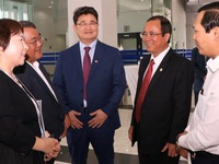 Binh Duong's investment environment facilitates FDI attraction