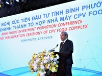 Binh Phuoc Province grant licenses to 46 projects worth US$2 billion