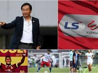 Chuyển nhượng V.League 2021 ngày 04/01: Cựu GĐKT Liên đoàn bóng đá Nhật Bản làm việc cho CLB Sài Gòn, Hoàng Anh Gia Lai chiêu mộ đồng môn của Son Heung-min