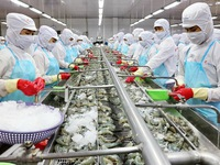 Aquatic exports fetch over US$1 bln in first two months