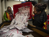 Liệu có thể lật ngược kết quả bầu cử Tổng thống Mỹ sau bỏ phiếu Thượng nghị sĩ bang Georgia