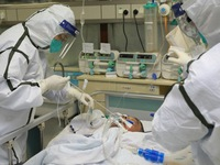 ECMO therapy considered for Hanoi coronavirus patient