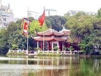Ngoc Son Temple - a sacred temple in Hanoi