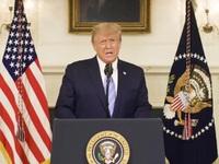 Tổng thống Mỹ Donald Trump: 'Giờ phút này cần hàn gắn và hòa giải'