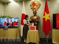 Consulate General in Fukuoka raises money for COVID-19 vaccine fund