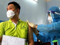 Ho Chi Minh City: first shots basically completed, new infections down