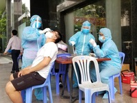 People in high, very high risk areas to be tested three times a week: Ministry